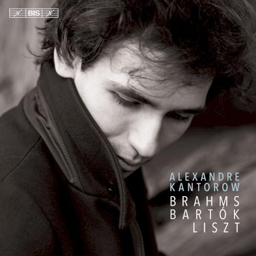 Brahms / Bartók / Liszt
