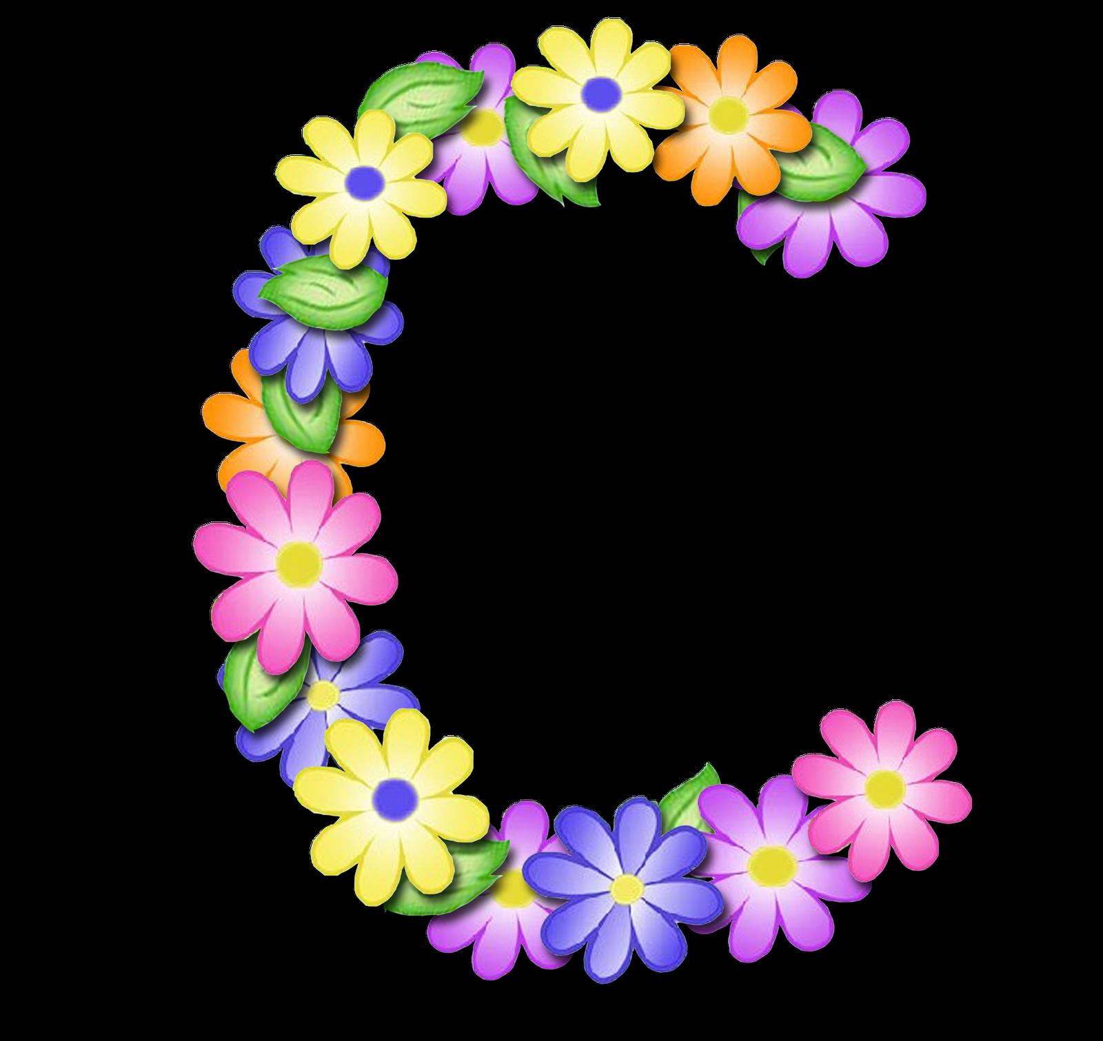 صور الحروف الإنجليزية بأجمل الزهور والورود بخلفية شفافة بنج png وجودة عالية للمصممين :: إبحث عن حروف إسمك بالإنجليزية C