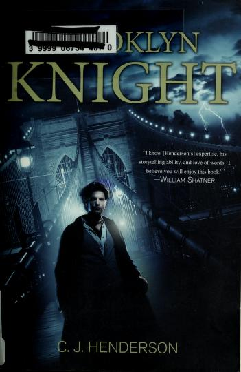 Cover of: Brooklyn Knight | C. J. Henderson