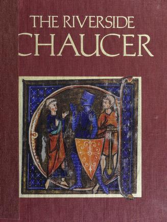 The Riverside Chaucer Chaucer Geoffrey D 1400 Free Download Borrow And Streaming Internet Archive
